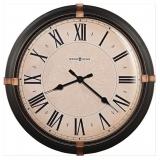 Настенные часы из металла Howard Miller 625-498 Atwater