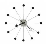 Настенные часы из металла Howard Miller 625-527 Ball Clock II