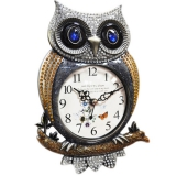 Настольные часы Kairos TB027 G (сова)