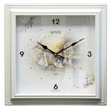 Настенные часы Sinix 4800W