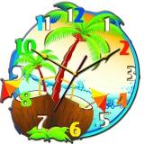 """Настенные часы Tiarella """"Пляж"""""""