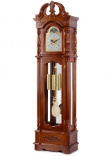 """Часы напольные Columbus CL-9153M """"Бурый медведь"""""""