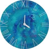 Настенные часы Jclock Джоко JC15-49 t/c (Холодный лазурный)