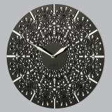 Настенные часы Jclock Кубена JC07-50-B (черный)