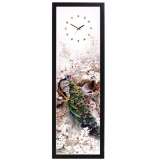 """Настенные часы из песка Династия 03-003 """"Жар Птица"""""""