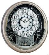 Настенные часы с маятником Power PW6236FRMKS