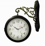 Настенные двусторонние часы B&S HR-7007B