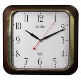 Настенные часы LA MER GD114BRN