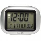 Часы Будильник La Mer DG 6743 G