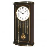 Настенные часы с  мелодиями и маятником GE037001 (из пластика)