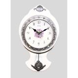 Настенные часы Sinix 2109W