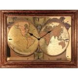 Настенные часы Lowell 11227