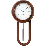 Настенные часы  c боем и мелодией SEIKO QXH057B
