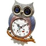 Настольные часы Kairos TB027 G/B (сова)