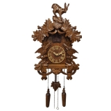 """Настенные часы с кукушкой Columbus CQ-043 """"Олененок"""""""