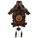 """Настенные часы с кукушкой Columbus CQ-102 """"Свидание"""""""