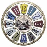 Настенные большие часы GALAXY 732-5