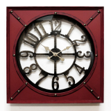 Настенные часы GALAXY DA-002 Red
