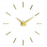Настенные дизайнерские часы Aurea 200 Gold