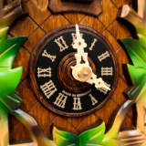 Часы с кукушкой SARS 0522-8С
