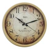 Настенные часы B&S YN-308