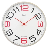 Настенные часы B&S YN-8009